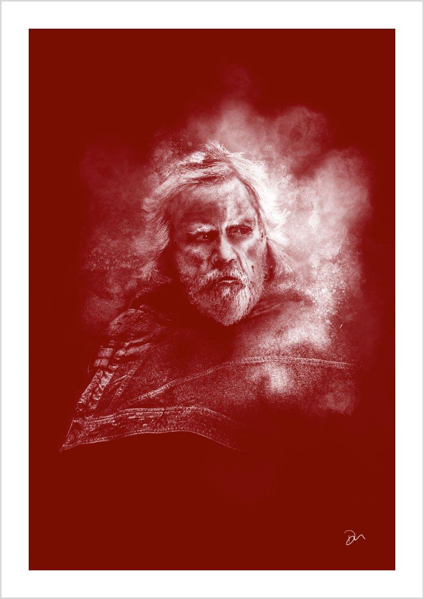 Image of 1st Edition - Luke Skywalker, The Last Jedi