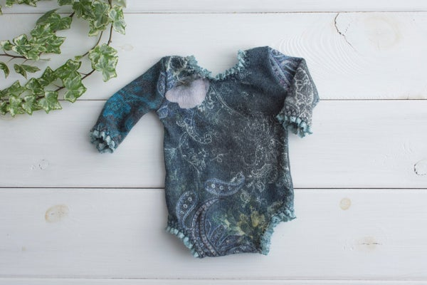 Image of Larissa romper/ two sizes