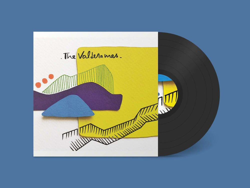 Image of The Valderamas - 1 (Vinyl EP)