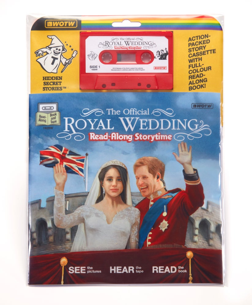 Image of Royal Wedding Read-Along Storytime