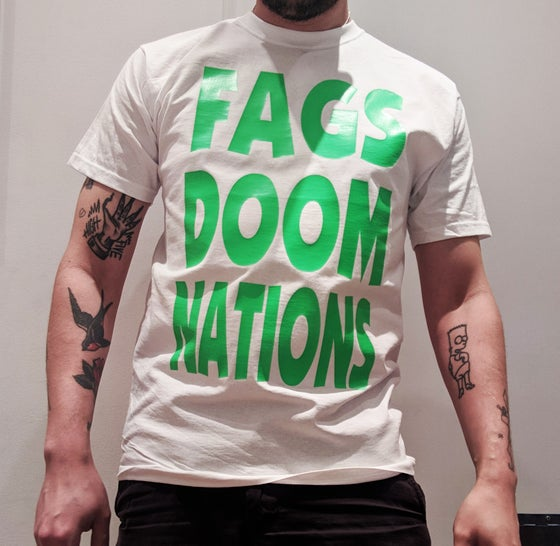 Image of FAGS DOOM NATIONS 2