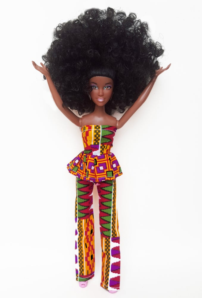 Image of Nana Makeba Doll