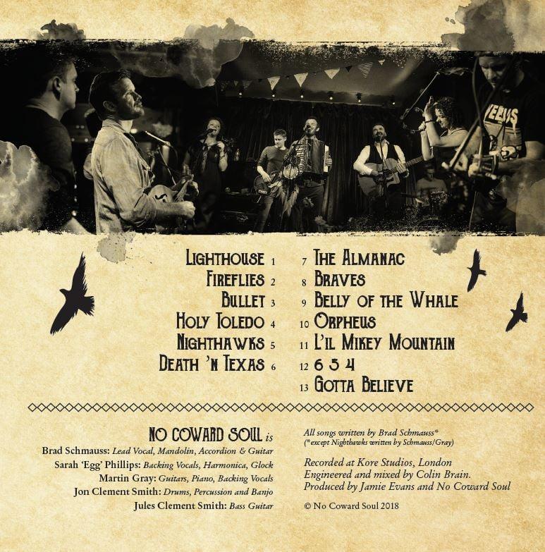 Image of THE ALMANAC -  CD