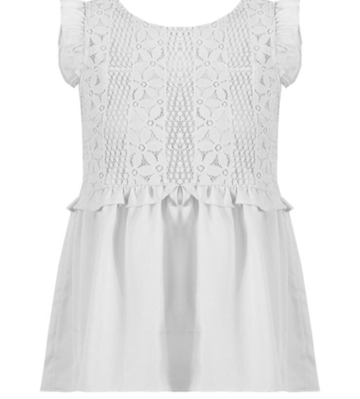 Image of Alice Lace blouse