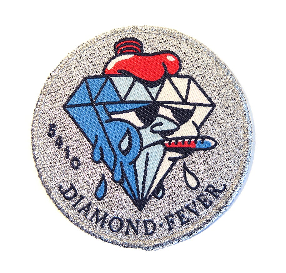 Image of Diamond Fever / patch