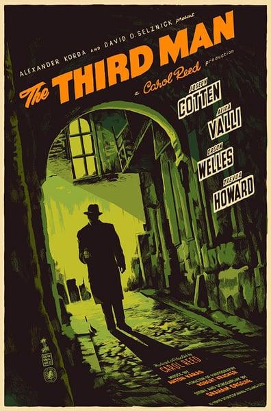 Image of The Third Man - regular edition