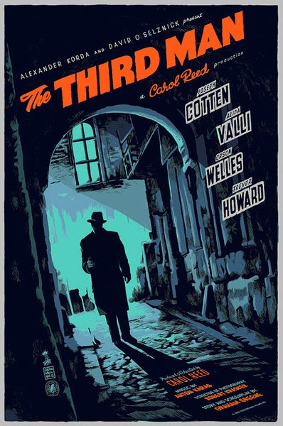 Image of The Third Man - variant edition