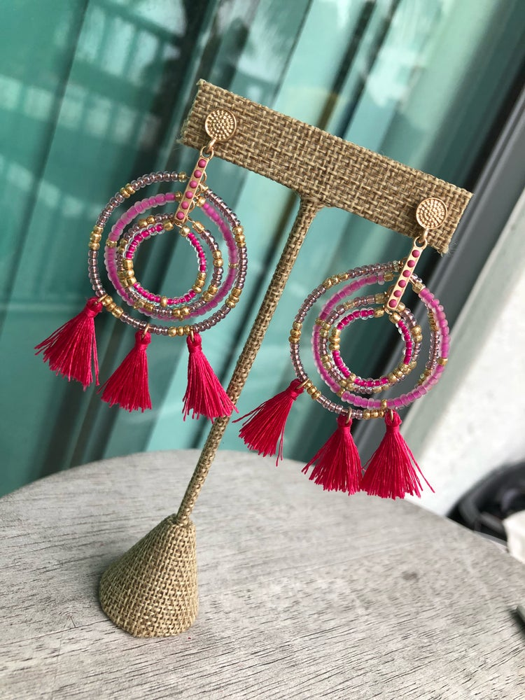 Image of Gretchen Statement Earrings