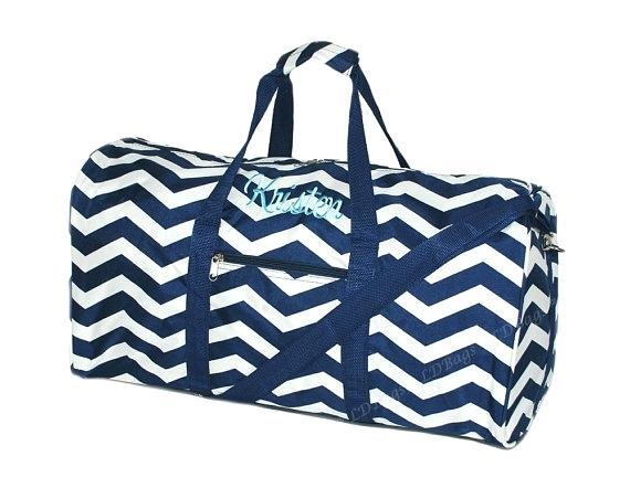 Image of DK Monogram Travel Bag (Small) - 1022-165N