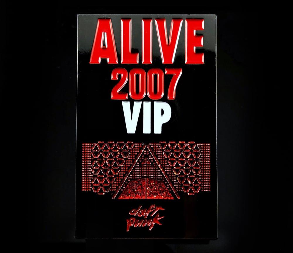 Image of Alive VIP Pass Pin