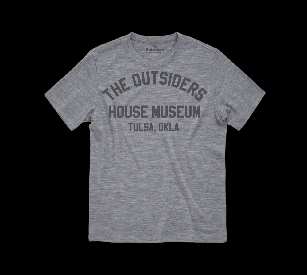 Image of The Outsiders House Museum Tulsa, Okla. (Grey)