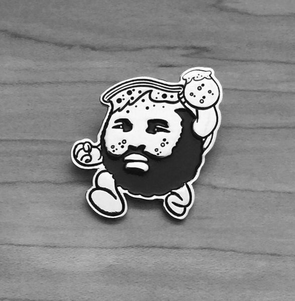 Image of KOOL AID T SILVER PIN