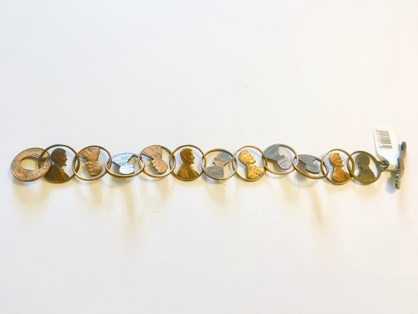 Image of Abe Chain Bracelet