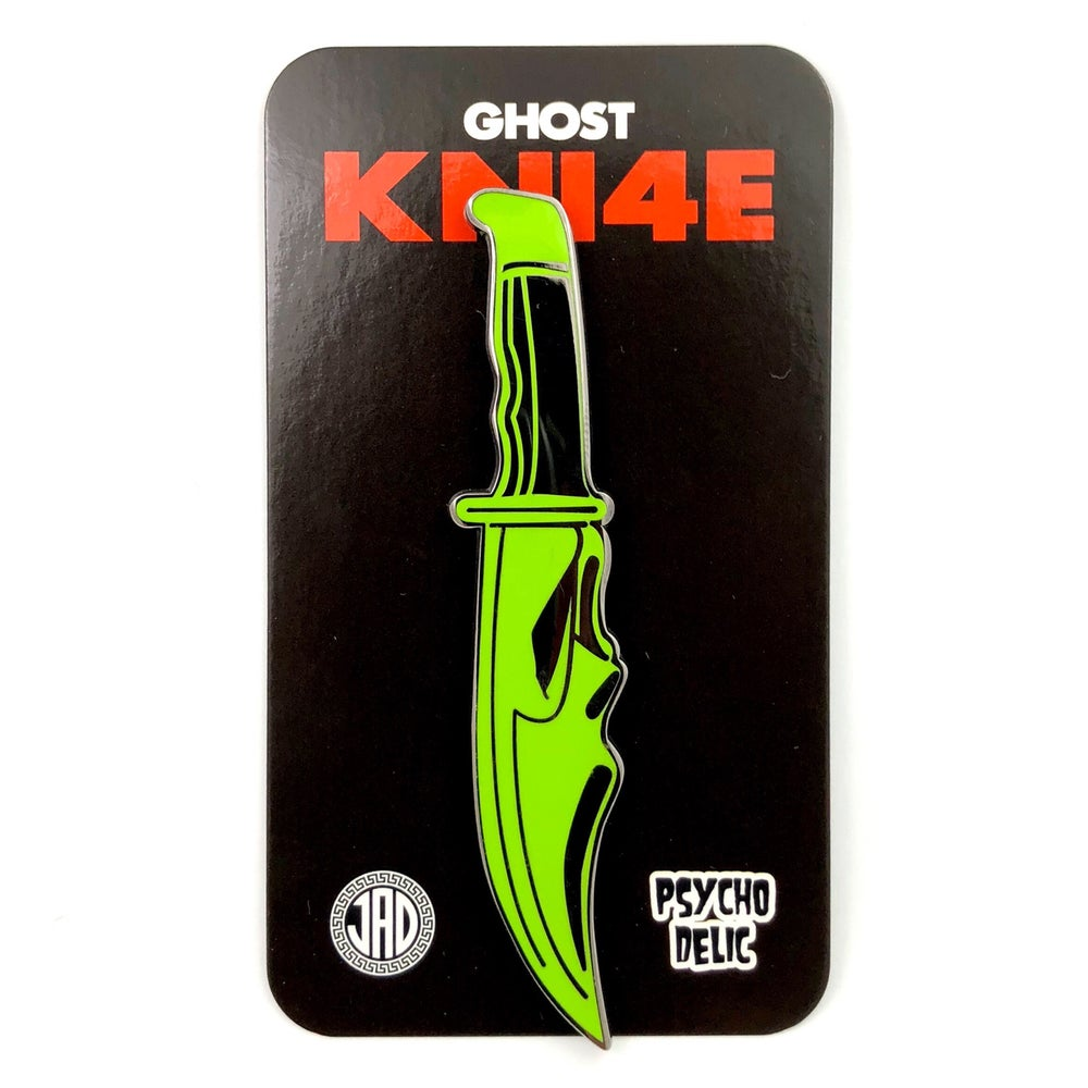 Ghost STAB Edition (Enamel Pin)