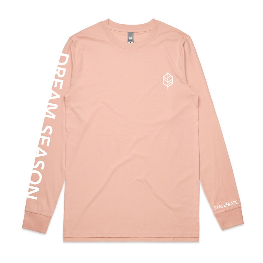 Image of DREAM SEASON - AS COLOUR LONGSLEEVE - PINK