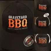 Image of GRAVEYARD BBQ - Trucker Hat (Embroidered)