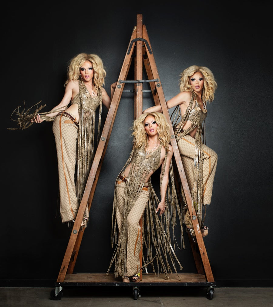 Image of Willam's GIRL GROUP POSTER