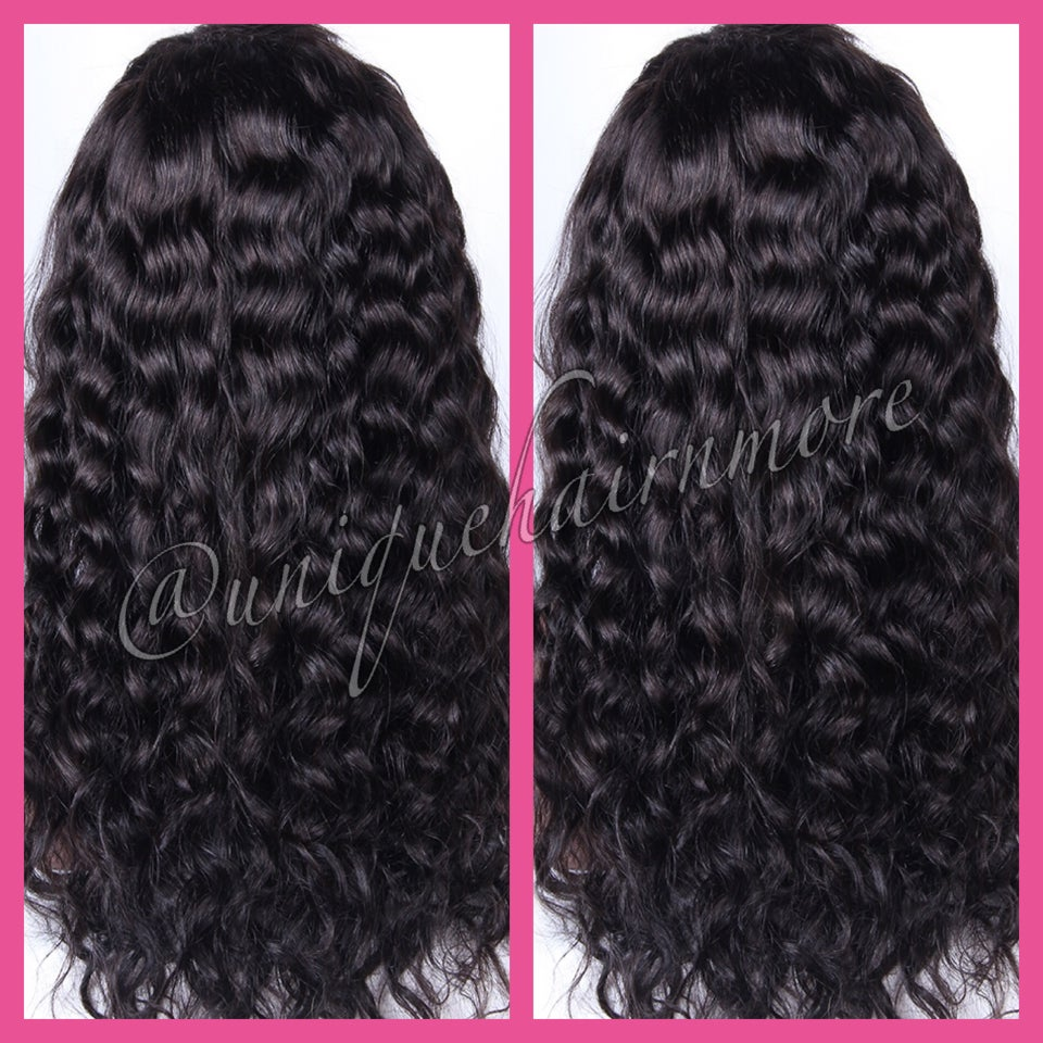 Image of Loose Curly/LDW Platinum - Color 1B