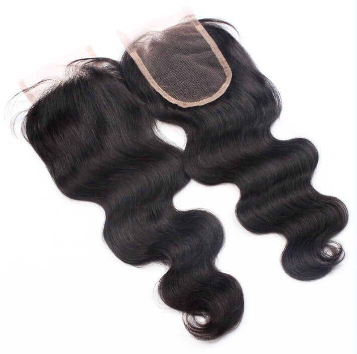 Image of Malaysian Lace Closure - No Part