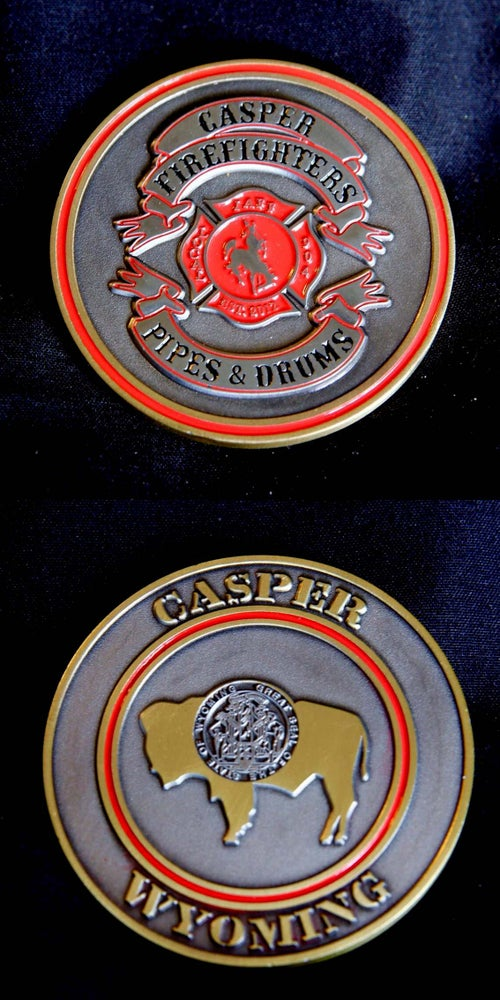 Image of CHALLENGE COIN