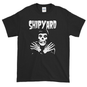 Image of SHIPYARD SKATES Crimson Ghost Tee