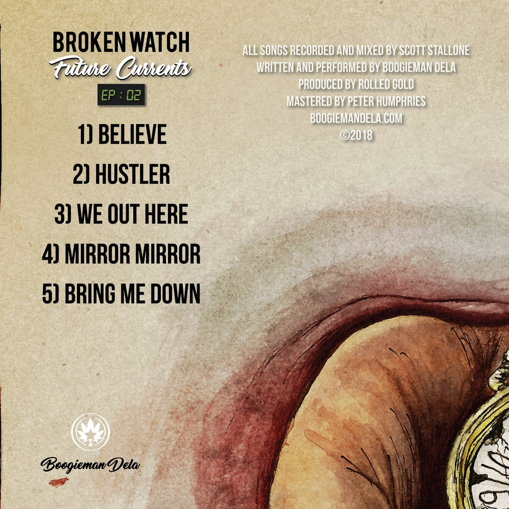 Image of Broken Watch 02 : Future Currents EP