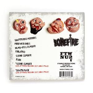 """Image of BONEFIRE """"MURDERAPOLIS"""" CD + download card"""