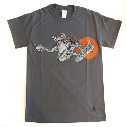 Image of GANJI Froggy Sk8 T shirts