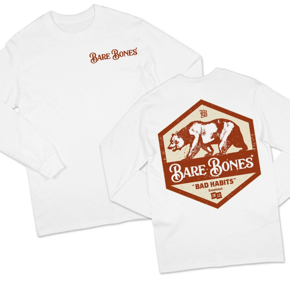 Image of Bear Bones Long Sleeve