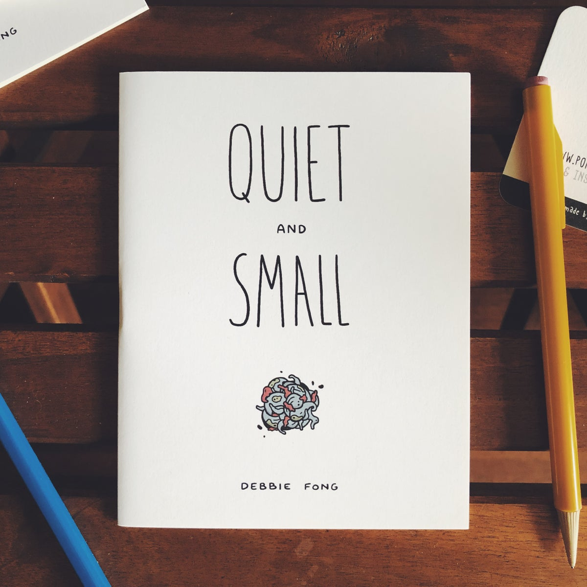 Image of QUIET AND SMALL