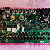 Image of UPDATED! NOS TB-303 Main/switch board assembly WITH BONUS NOS TR-606