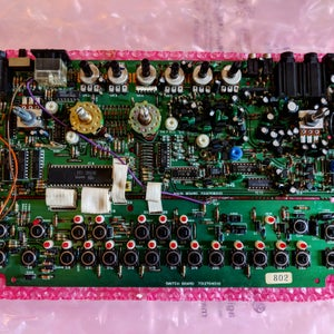 Image of NOS TB-303 Main/switch board assembly