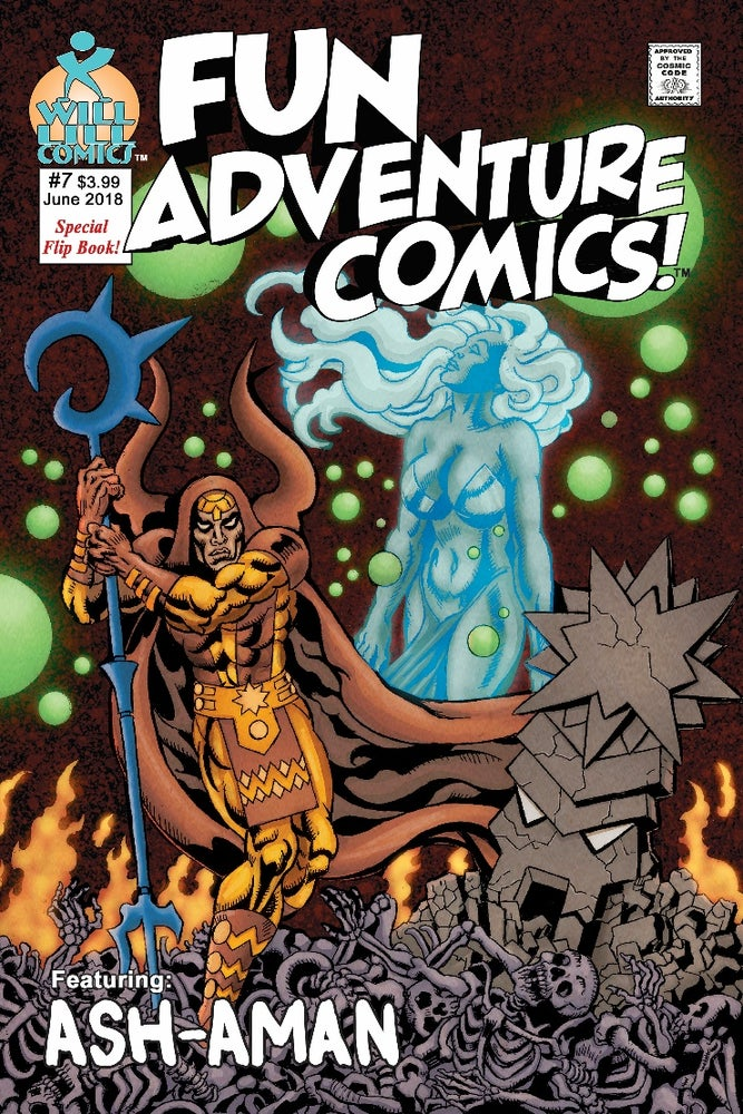 Image of Fun Adventure Comics! #7