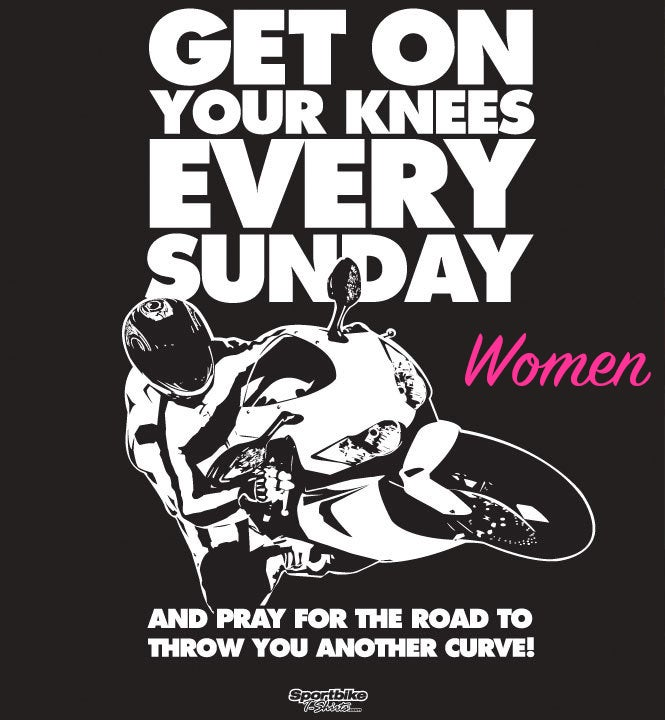 Image of Get On Your Knees - Women