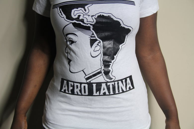 Image of NEW Afro-Latina