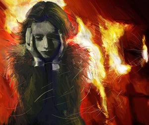 Image of Witches 3: Say my name... Into the flames... Limited run Prints