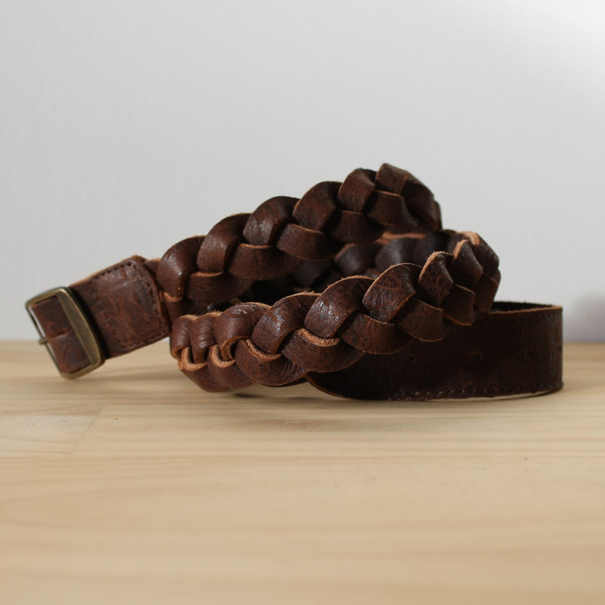 Image of Plaited Belt 32-37""
