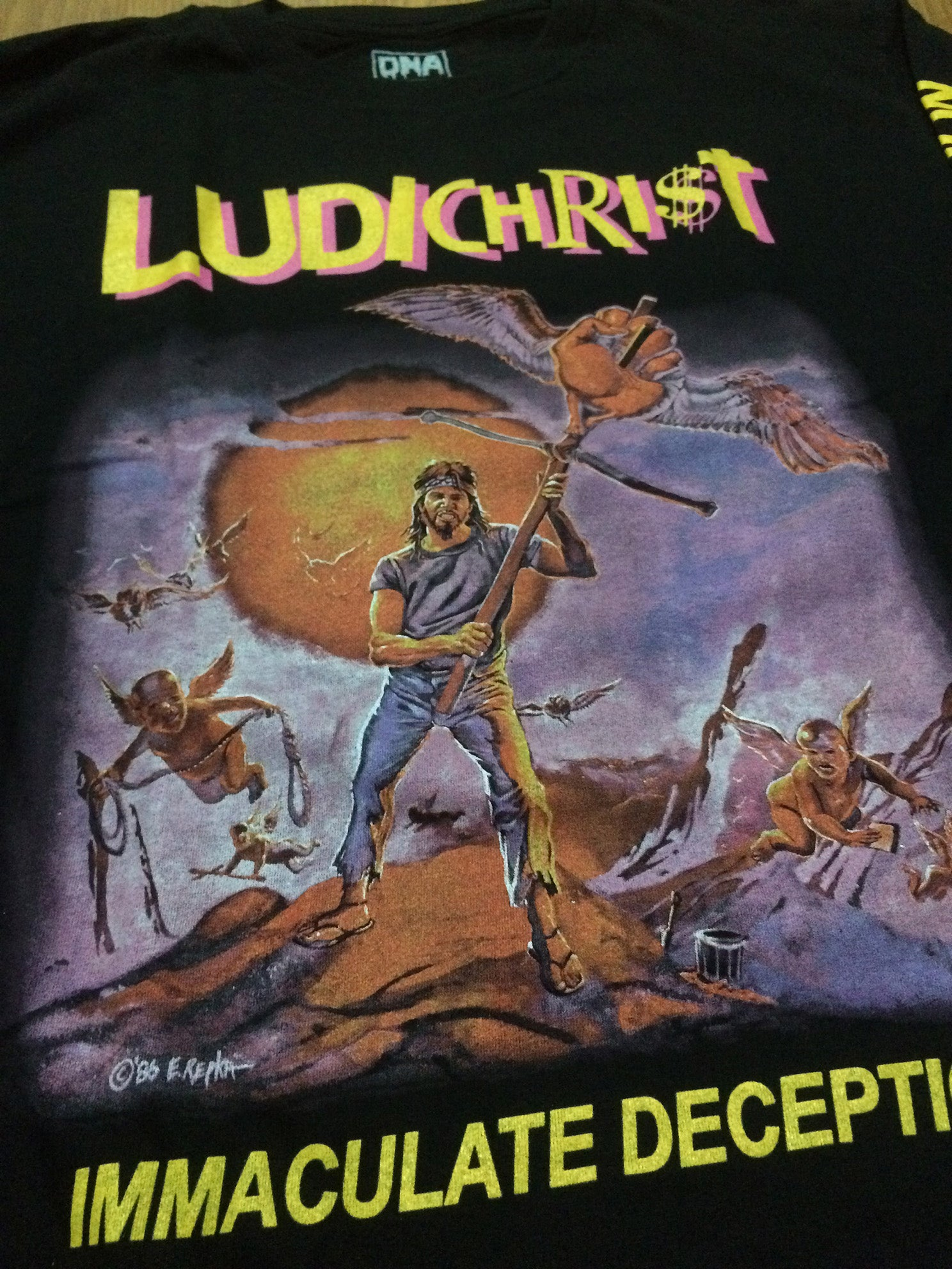 Image of Ludichrist - Immaculate Deception