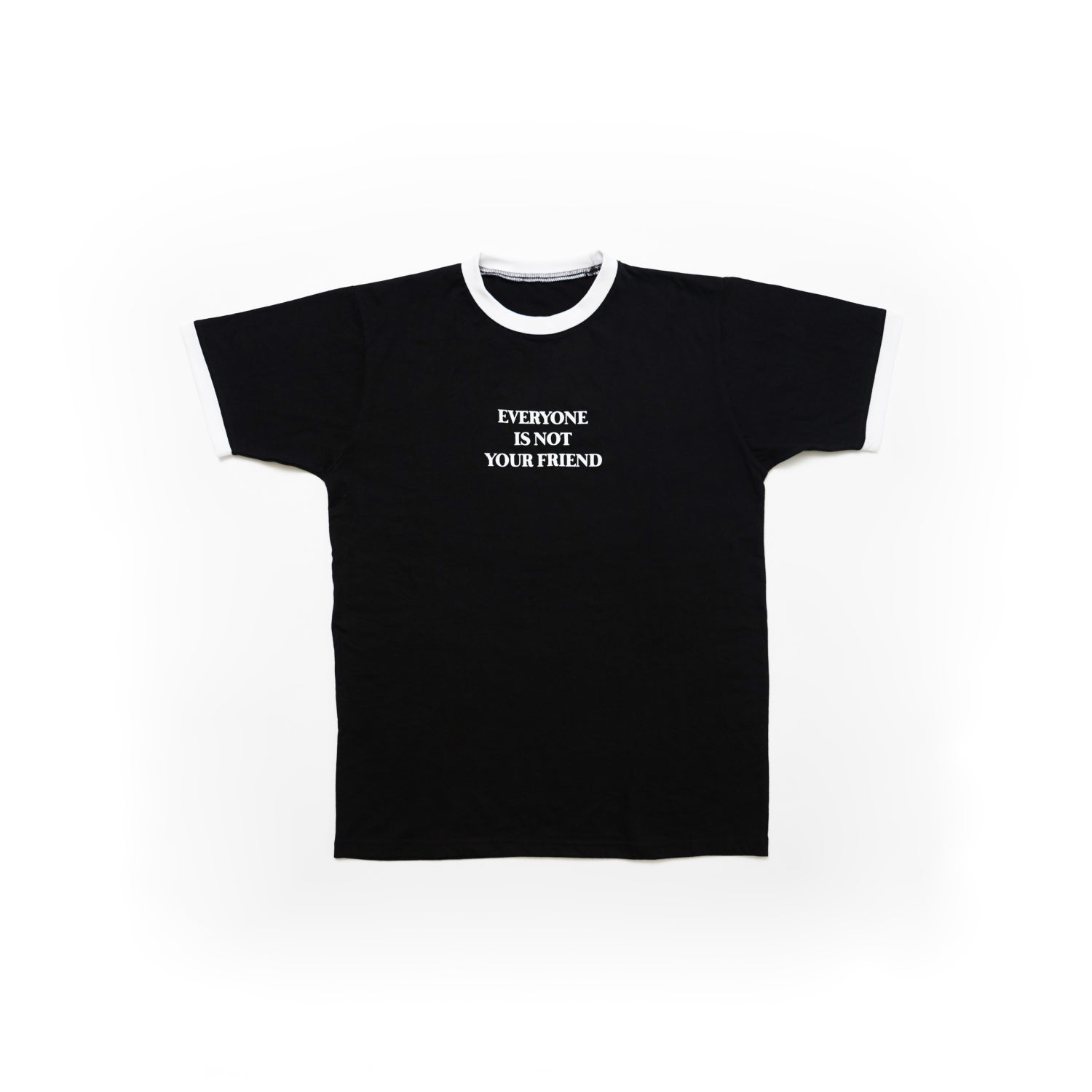 Image of Trust Issues Tee (Black)