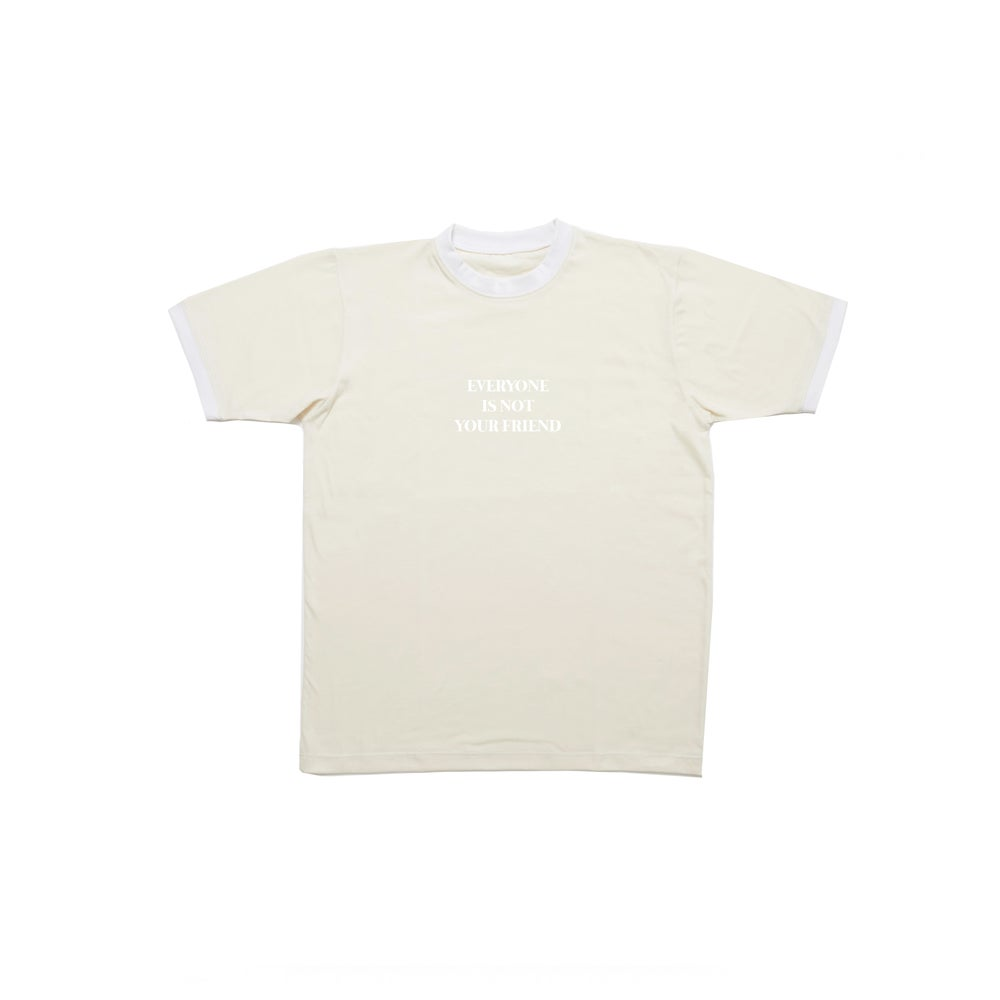 Image of Trust Issues Tee (Creme)