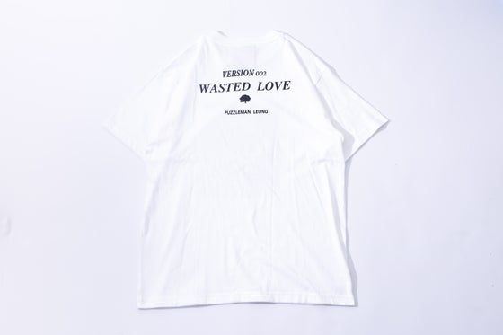 """Image of VER002 """"WASTED LOVE"""" W"""