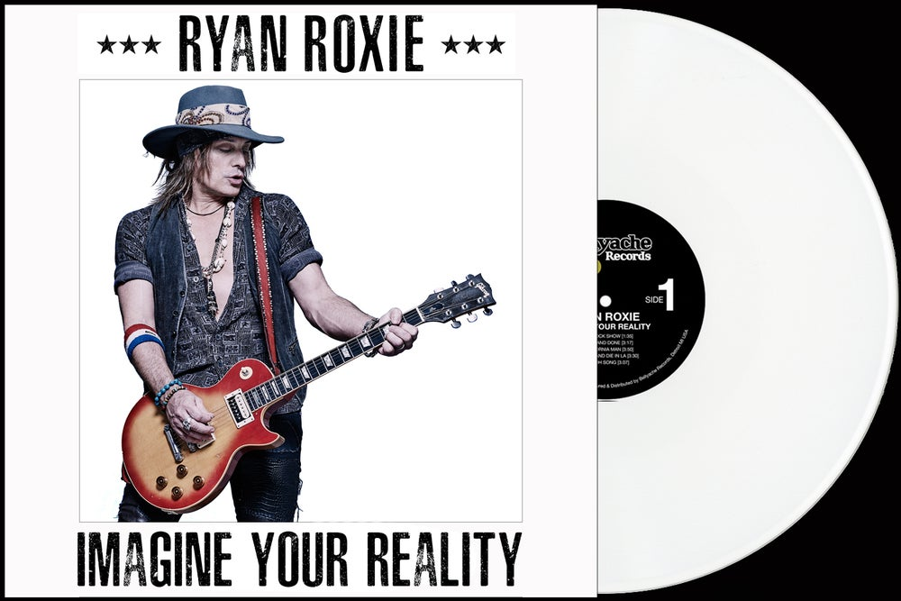 Ryan Roxie Imagine Your Reality Super Deluxe Edition