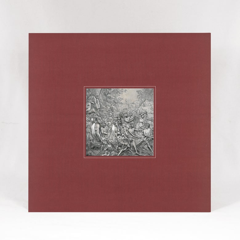 Image of The Dead Mantra - Saudade Forever (Vinyl + Download)