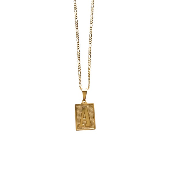 Image of Initial I Necklace