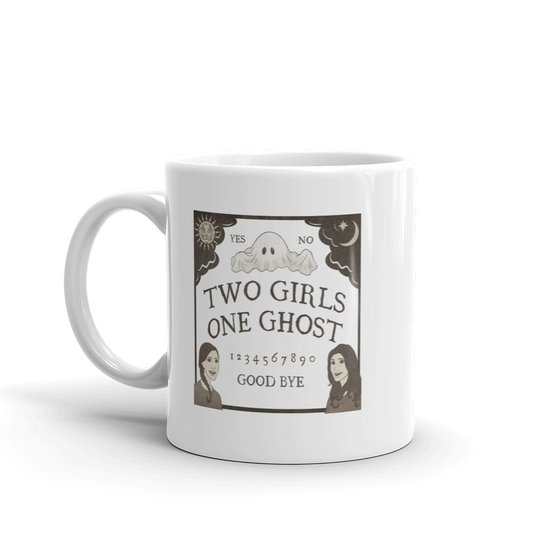 Image of TWO GIRLS ONE GHOST LOGO - MUG - 11oz