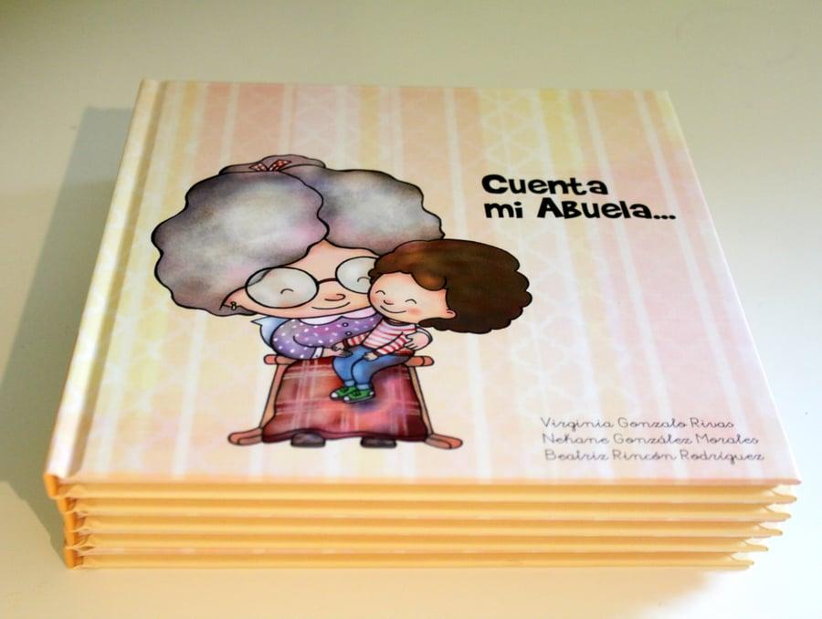 Image of Cuenta mi abuela...
