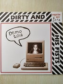 Image of DIRTY AND HIS FISTS 7''