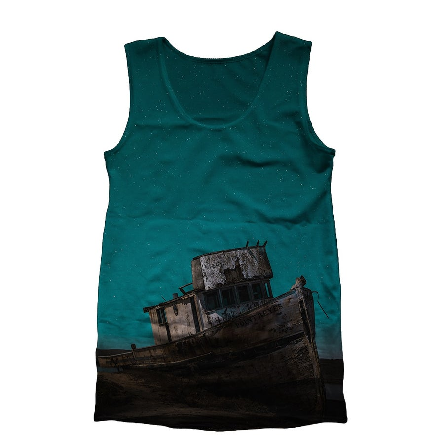 Image of Shipwrecked Tank Top