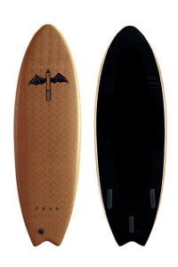 Image of DART 5'6 THRUSTER <br /> METALLIC COPPER
