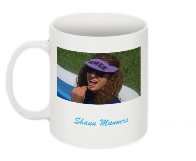 Image of Manners Pro Model Mug